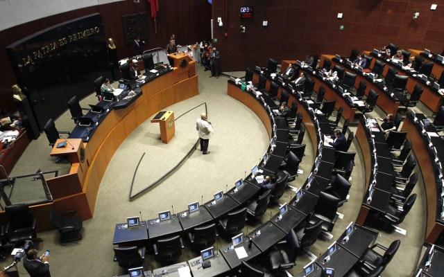 Suspenden actividades en el Senado por COVID-19 - Sesión Ordinaria en el Senado
