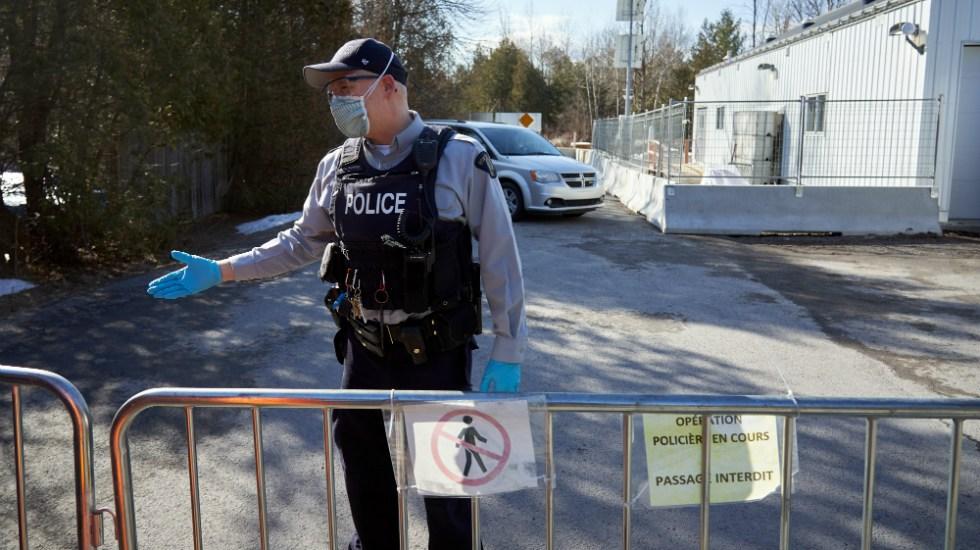 Canadá rechazará a los solicitantes de asilo que lleguen desde EE.UU. - Foto de EFE