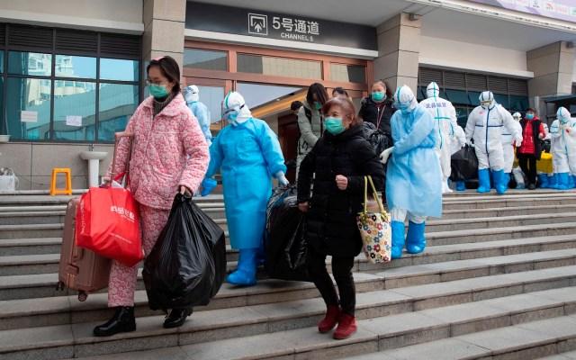 Asia crecerá solo 2.2 % por COVID-19 este año, pero repuntará en 2021 - Bajan nuevos casos de COVID-19 en China; dan de alta a 64 mil pacientes