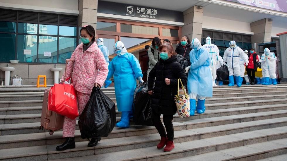 El COVID-19 habría durado en Wuhan más tiempo de lo que se pensaba, revelan expertos de China - Bajan nuevos casos de COVID-19 en China; dan de alta a 64 mil pacientes