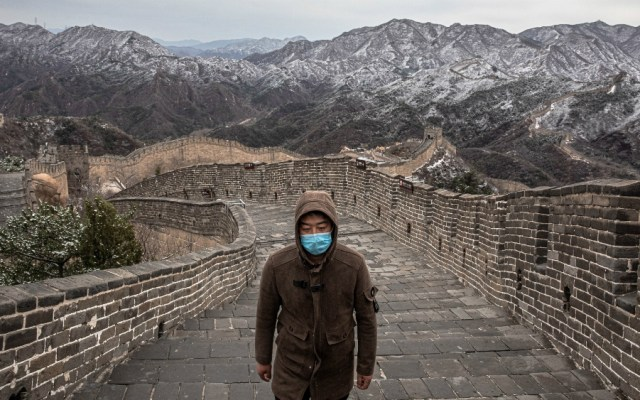China cerrará fronteras a extranjeros a partir del sábado - Foto de EFE