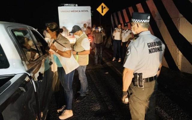 Declaran estado de emergencia en Colima por COVID-19 - Colima coronavirus COVID-19 medidas seguridad