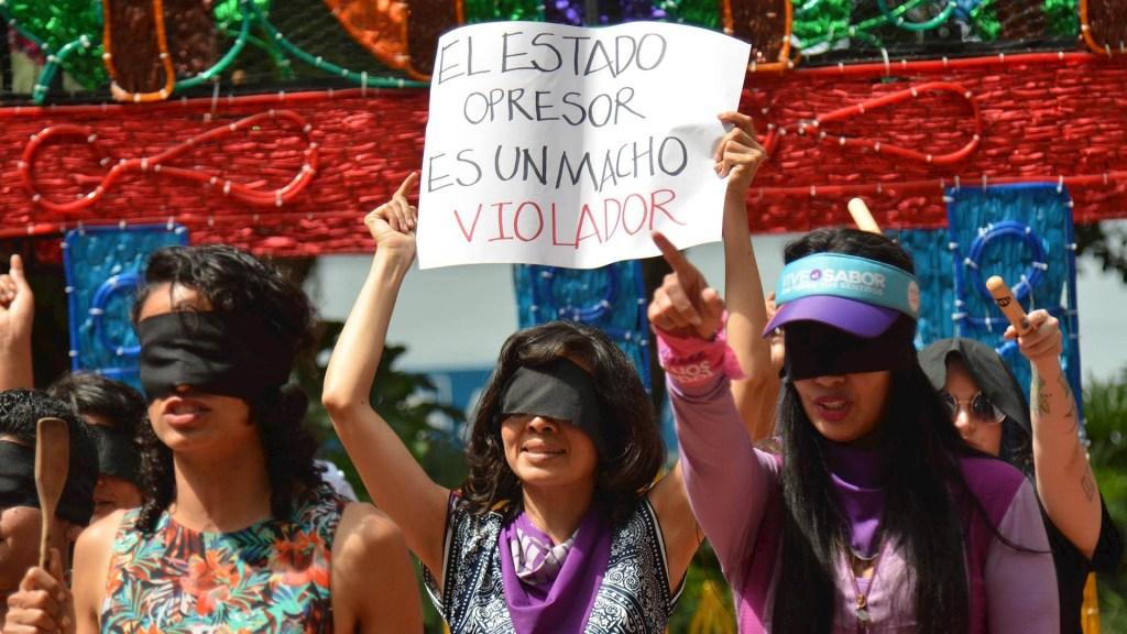 Colombia registra 15 mil casos de violencia intrafamiliar en primer trimestre de 2020 - Colombia marcha feminismo feministas