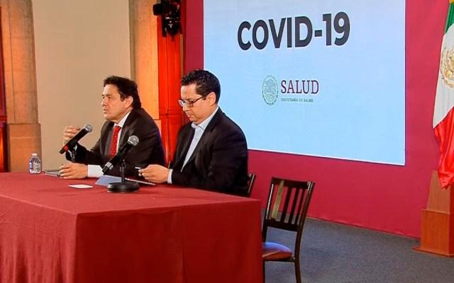 Conferencia por el COVID-19 en México (02-03-2020) - Conferencia sobre la situación del COVID-19 en México. Captura de pantalla
