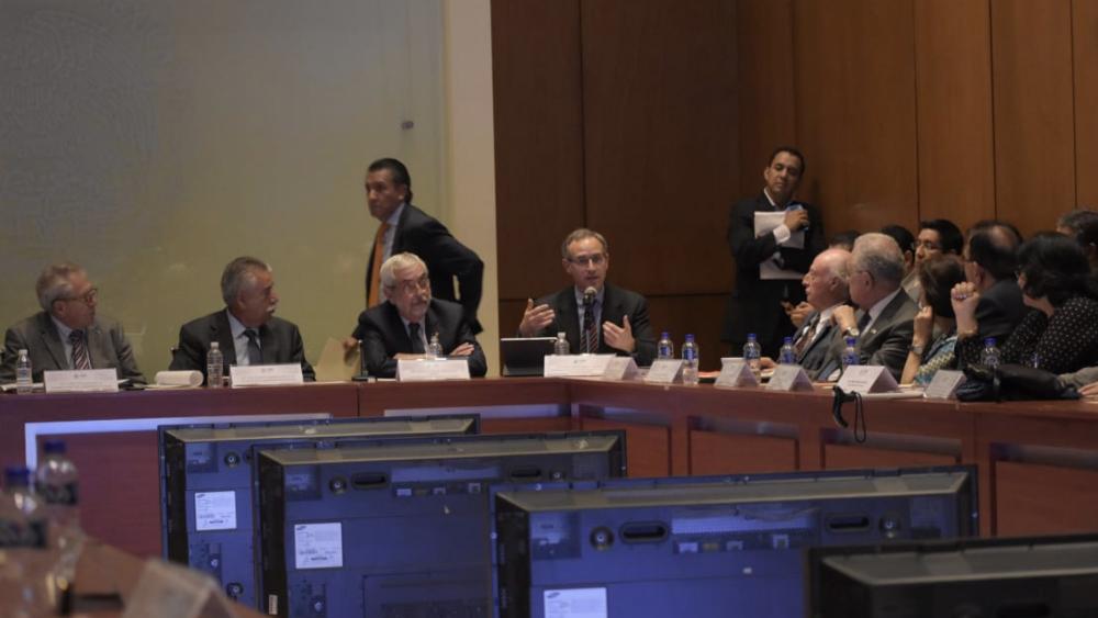Consejo de Salubridad respalda medidas oficiales contra COVID-19 - Foto de @SSalud_mx
