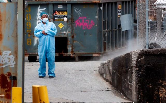 Pico de contagios de COVID-19 llegará en uno o 2 meses a América: OPS - Foto de EFE