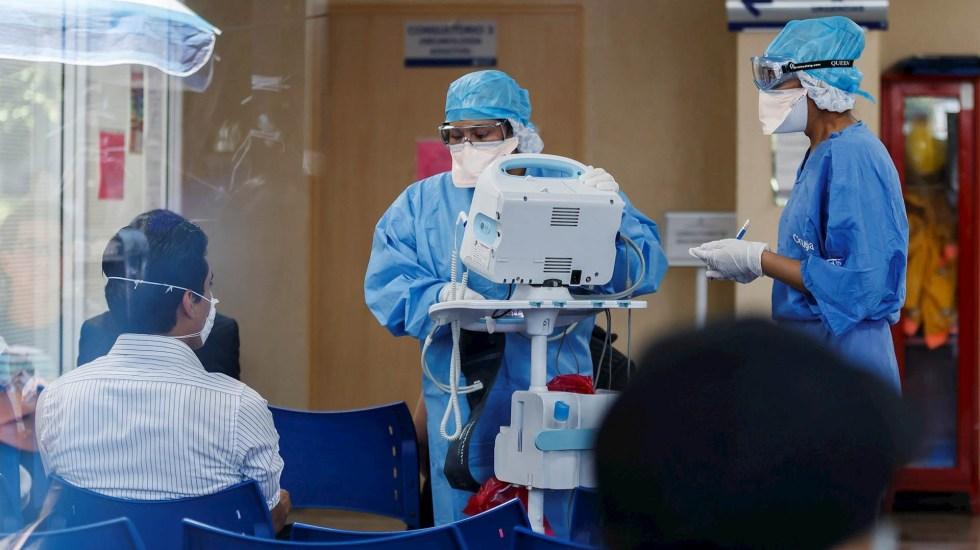 UNAM retira a internos de hospitales por falta de protección y capacitación ante COVID-19 - Coronavirus COVID-19 México 170320202