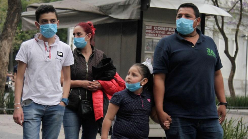 Dos casos graves de COVID-19 en México, afirma Salud - coronavirus covid-19 méxico casos