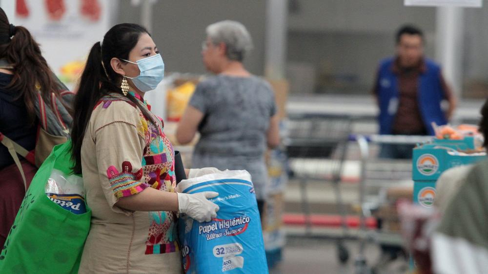 Confirman primera muerte de paciente con COVID-19 en Puebla - Foto de Notimex