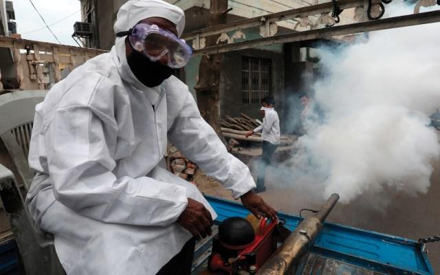 Pandemias en el mundo durante el último siglo - Foto de EFE