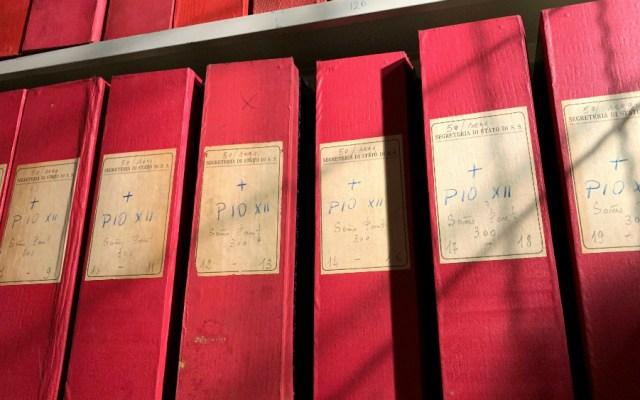 Vaticano abre documentos que esclarecerán hechos sobre pontificado de Pío XII - Foto de EFE