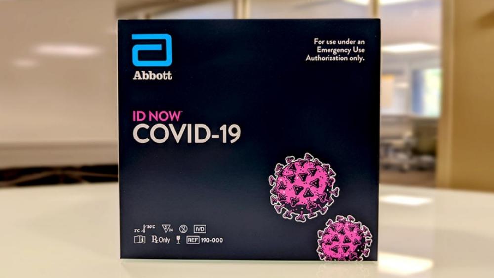 EE.UU. abbott covid-19 coronavirus