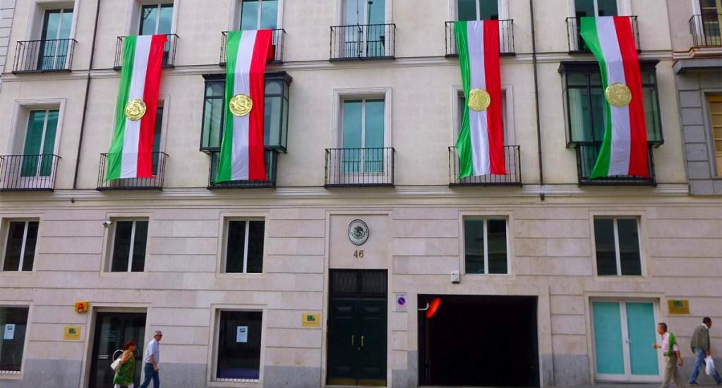 SRE instruye medidas de protección en embajadas y consulados frente a COVID-19 - Embajada de México en España