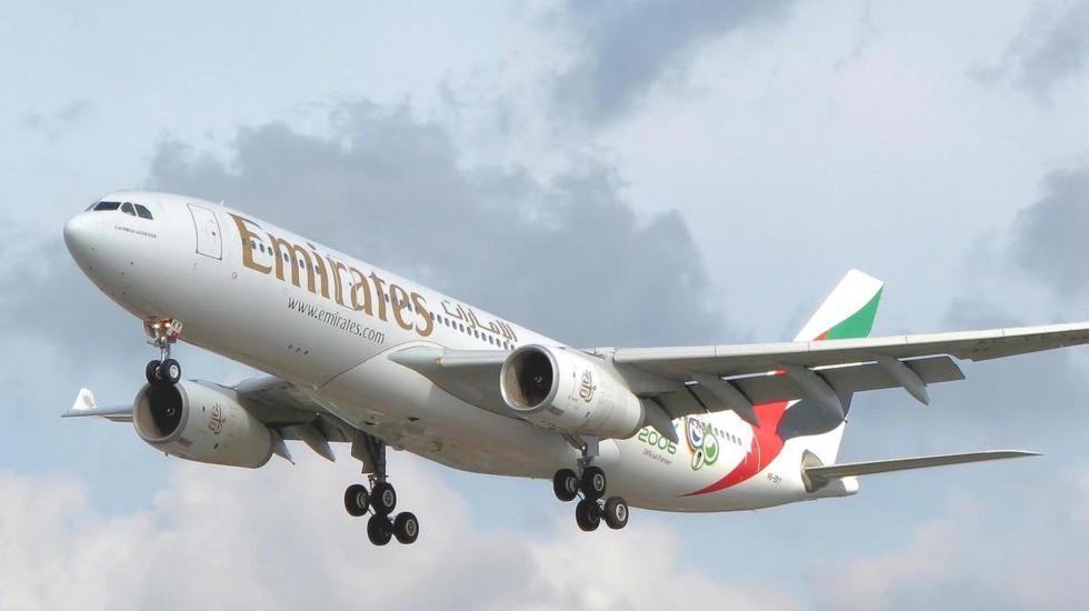 Emirates suspende vuelos a Ciudad de México por COVID-19 - Foto de Emirates