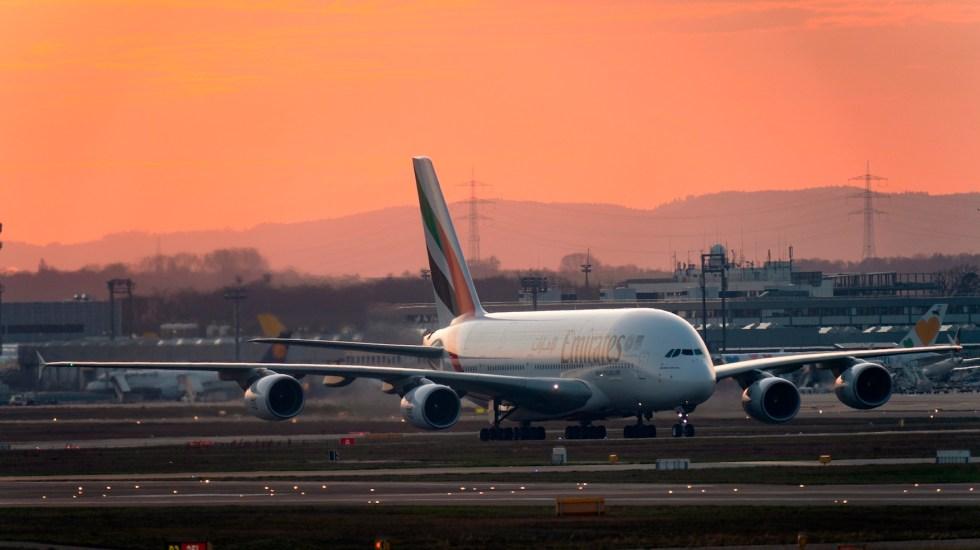 Emirates suspende todos sus vuelos a partir del miércoles por COVID-19 - Foto de EFE