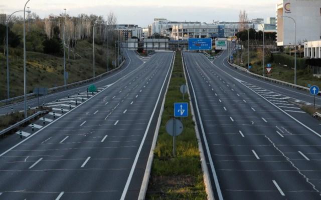 España paralizará actividades no esenciales desde el lunes por COVID-19 - Foto de EFE