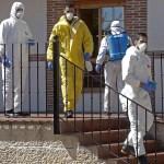 España alcanza nueva marca de muertes diarias por COVID-19