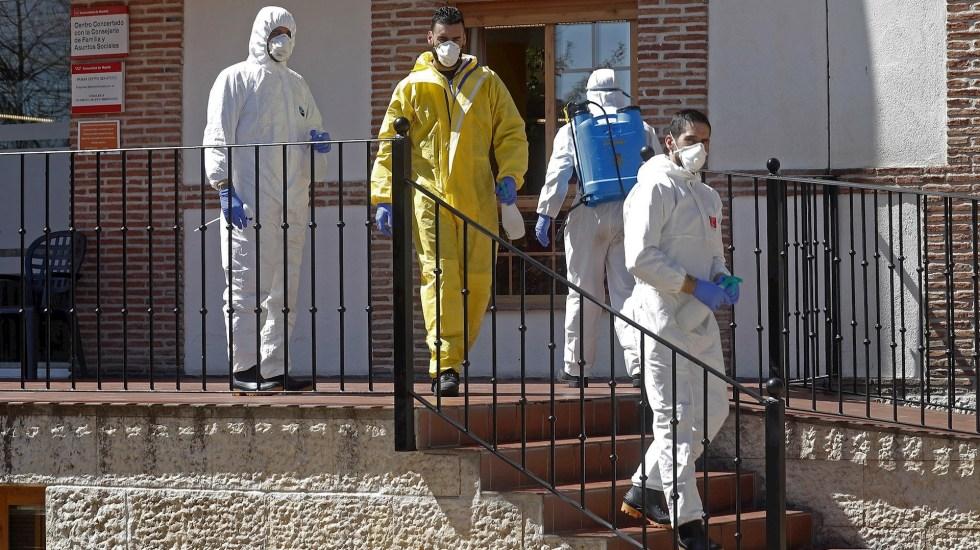 España alcanza nueva marca de muertes diarias por COVID-19 - España covid-19 coronavirus