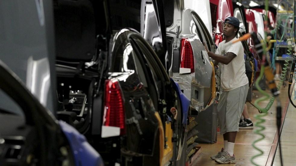 Industria automotriz solicitará aplazar entrada en vigor del T-MEC - Foto de EFE