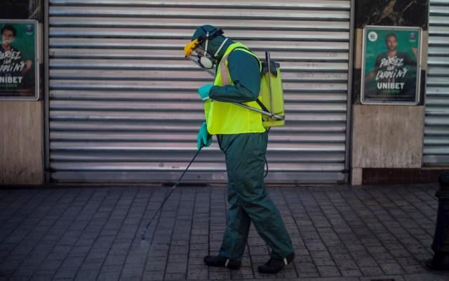 Francia registra más de 3 mil muertes por COVID-19 - Francia COVID-19 coronavirus pandemia enfermedad