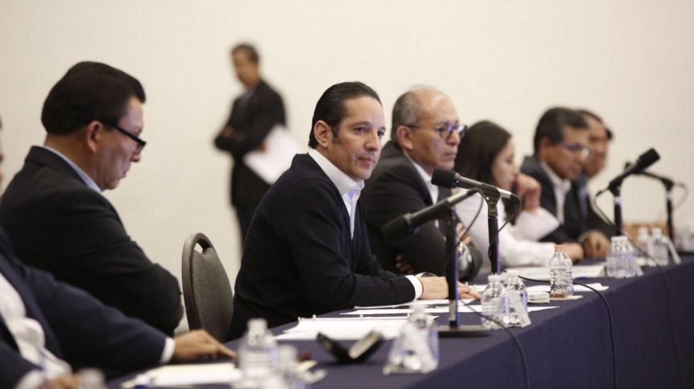 Conferencia matutina López Obrador 19 de agosto - Foto de @PanchDominguez