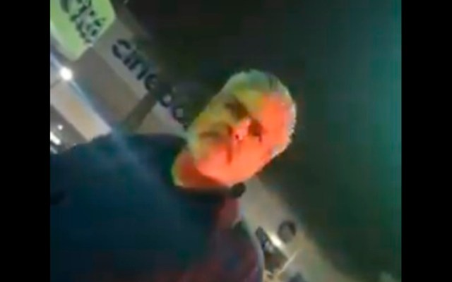 #Video Cesan a funcionario de Baja California por conducir ebrio - Funcionario de Baja California cesado por conducir ebrio. Captura de pantalla / Periodismo Negro