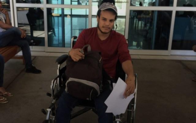 Periodista golpeado en Nicaragua por adeptos de Ortega sale del hospital - Foto de 100% Noticias