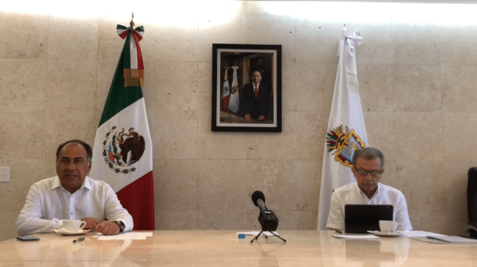 #Video Guerrero confirma primera muerte por COVID-19 - Captura de pantalla