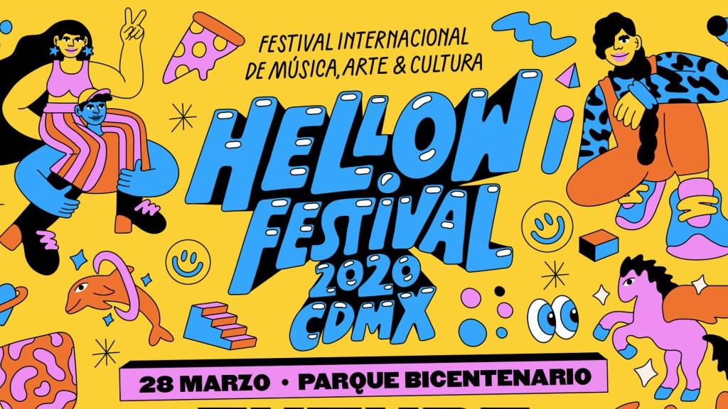 Cancelan el Hellow Festival en la Ciudad de México por COVID-19 - Hellow Festival
