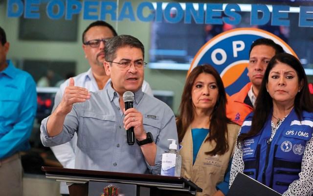 Honduras restringe entrada de viajeros de países afectados por COVID-19 - Foto de EFE