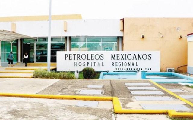 Analizan medicamentos de Hospital de Pemex en Tabasco - Hospital Regional de Pemex en Villahermosa. Foto de Tabasco Hoy