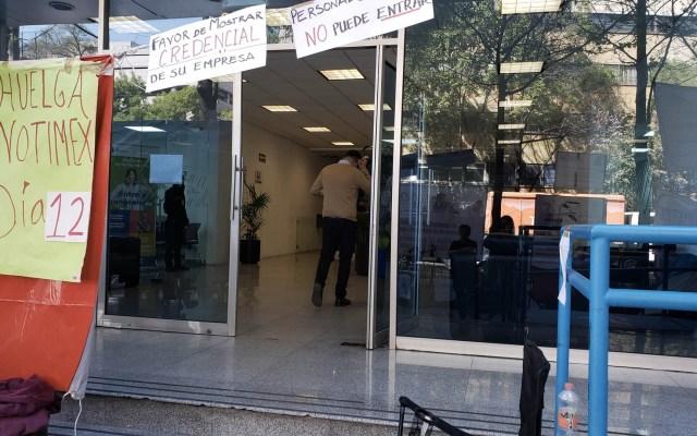 Junta de Conciliación dará fallo el miércoles sobre huelga de Notimex - Huelga Notimex SUTNotimex
