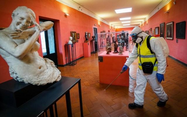 Italia encara primer día de restricciones en todo el país por COVID-19 - Foto de EFE