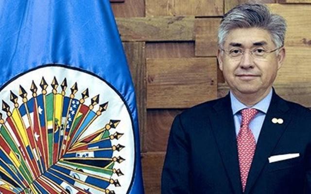 Mexicano presidirá la Comisión Interamericana de Derechos Humanos - Joel Hernández García CIDH presidente