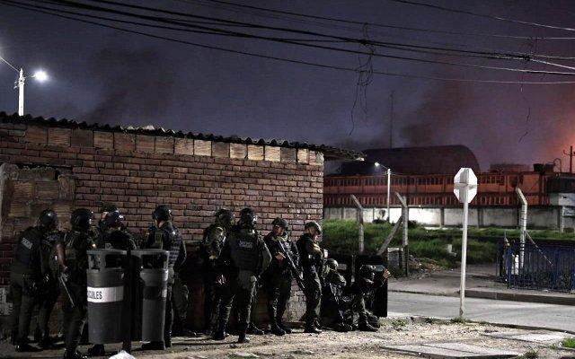 Al menos 23 presos murieron y 83 resultaron heridos en motines en Colombia - Foto de @Soachacomunica