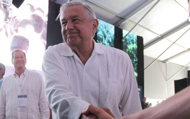 No habrá reformas que afecten a la banca, asegura López Obrador - López Obrador convención bancaria México 2