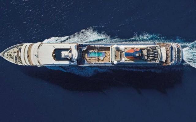 Reitera SCT desembarco de cruceros por razones humanitarias - MS Europa. Foto de hl-cruises.com