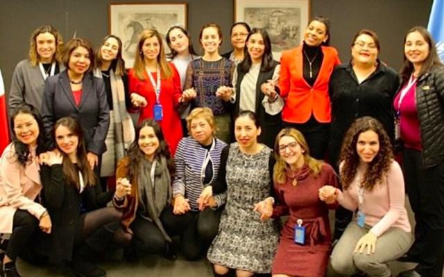 Representación de México en la ONU refrenda su compromiso con laPolítica Exterior Feminista - Representación de México en la ONU refrenda su compromiso con laPolítica Exterior Feminista