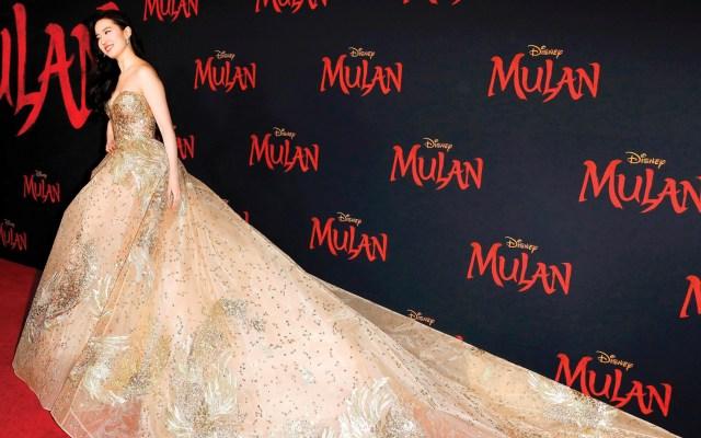 Disney pospone estreno mundial de 'Mulan' por COVID-19 - Foto de EFE