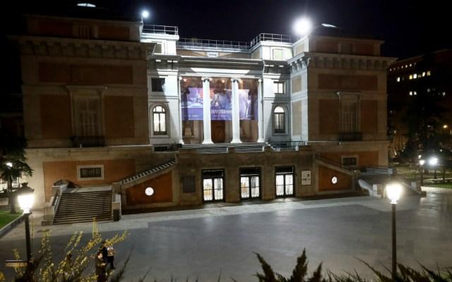 En España, museos El Prado, Reina Sofía y Thyssen cerrarán a partir del jueves - Foto de EFE