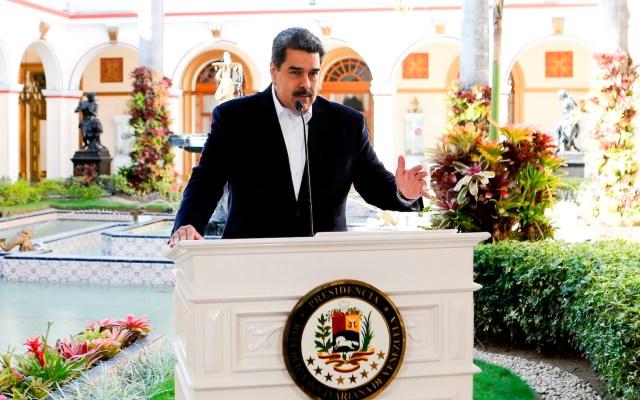 Maduro ordena cuarentena total en Venezuela por COVID-19 - Foto de EFE