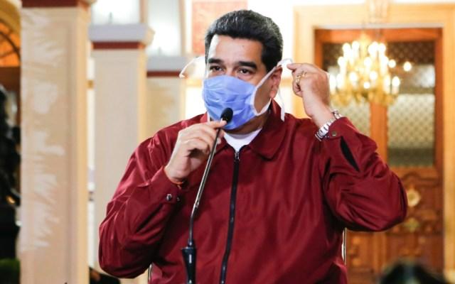Maduro decreta el estado de alarma para frenar avance del COVID-19 en Venezuela - Foto de EFE