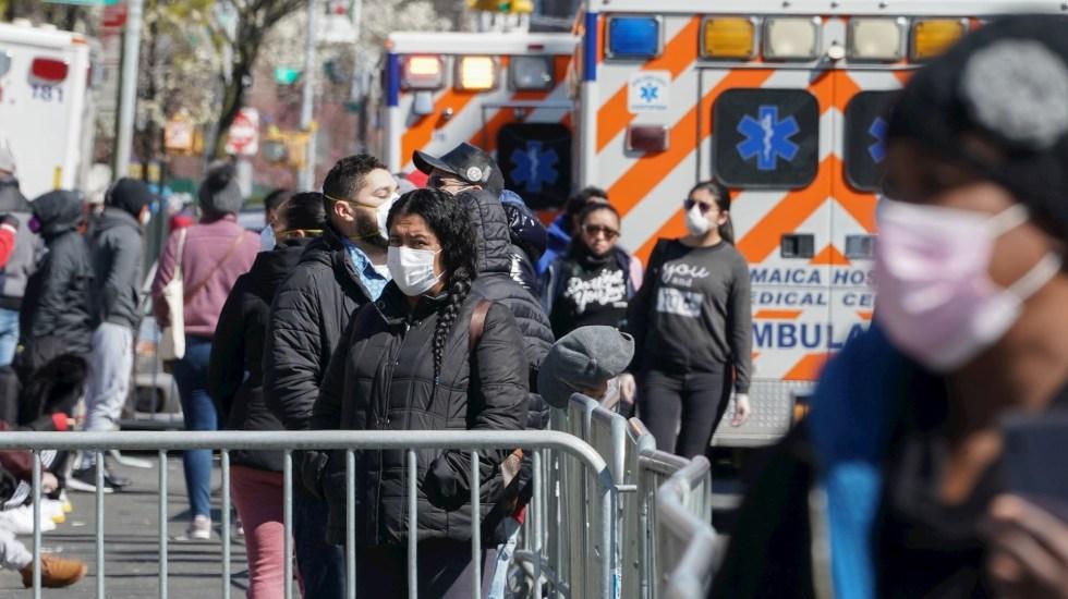 Estados Unidos intentó hace años dotarse de respiradores, informa NYT - Nueva York Estados Unidos COVID-19 coronavirus