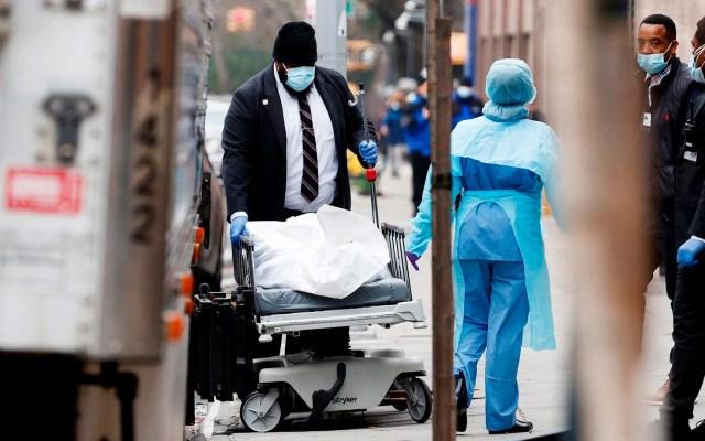 Muertes por COVID-19 son muchas más que las oficiales, advierte alcalde de NY - Nueva York muerte menor coronavirus COVID-19