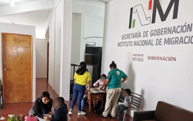 Oficinas de Representación de Migración suspenderán actividades este lunes - Oficina de Representación del INM en Comitá, Chiapas. Foto de @INAMI_mx