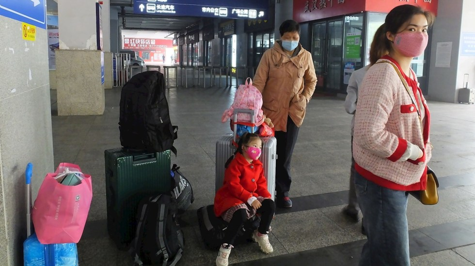 Impacto psicológico por COVID-19 no debe ser ignorado, afirma la OMS - OMS China covid-19 coronavirus