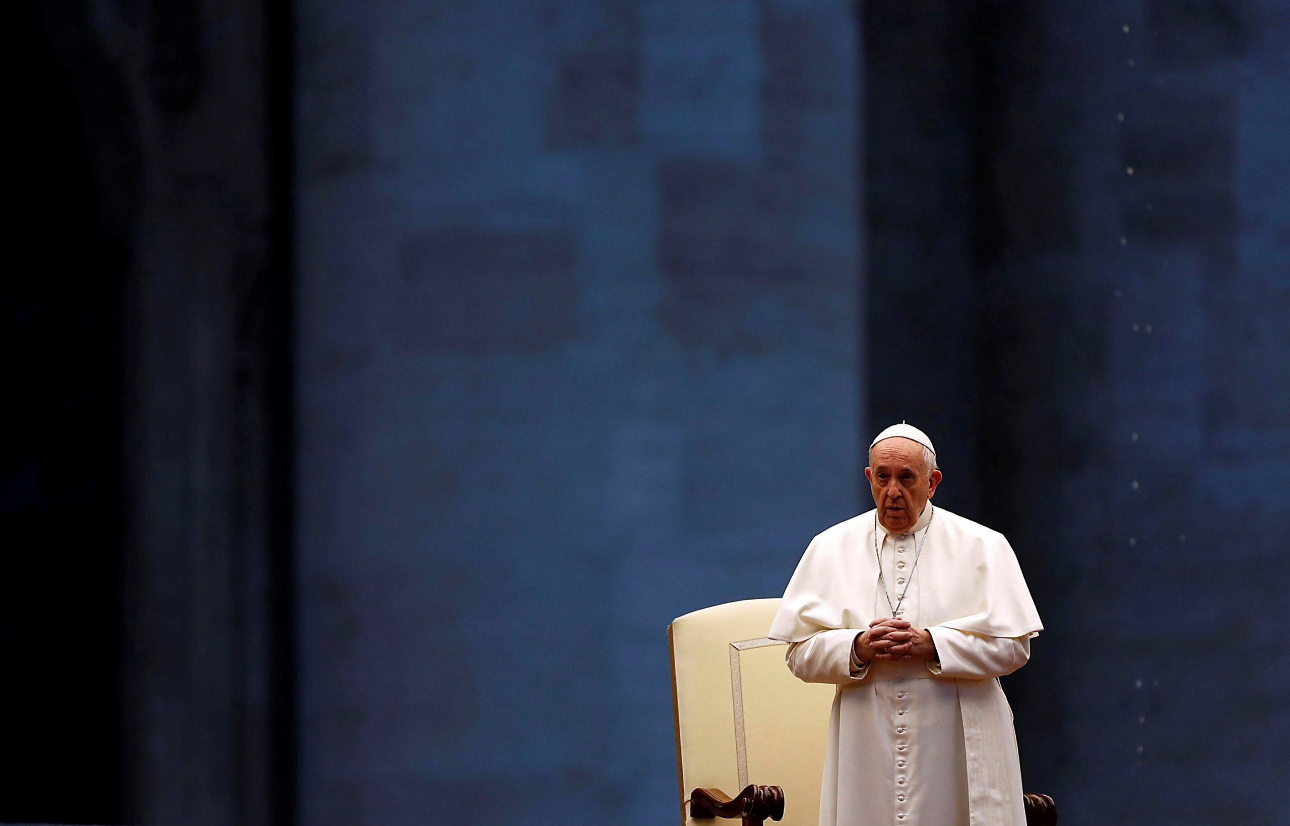 El papa Francisco. Foto de EFE/EPA/YARA NARDI / POOL