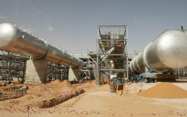 Arabia Saudita elevará su producción a 12.3 millones de barriles desde el 1 de abril - Foto de EFE