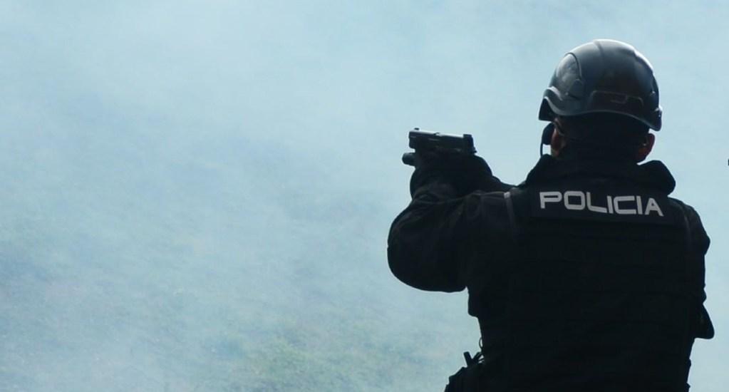 HRW llama a Venezuela a acabar con las detenciones arbitrarias - Policía de Venezuela. Foto de @policianacional