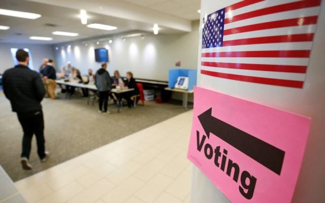 Catorce estados estadounidenses celebran votaciones primarias - Foto de EFE